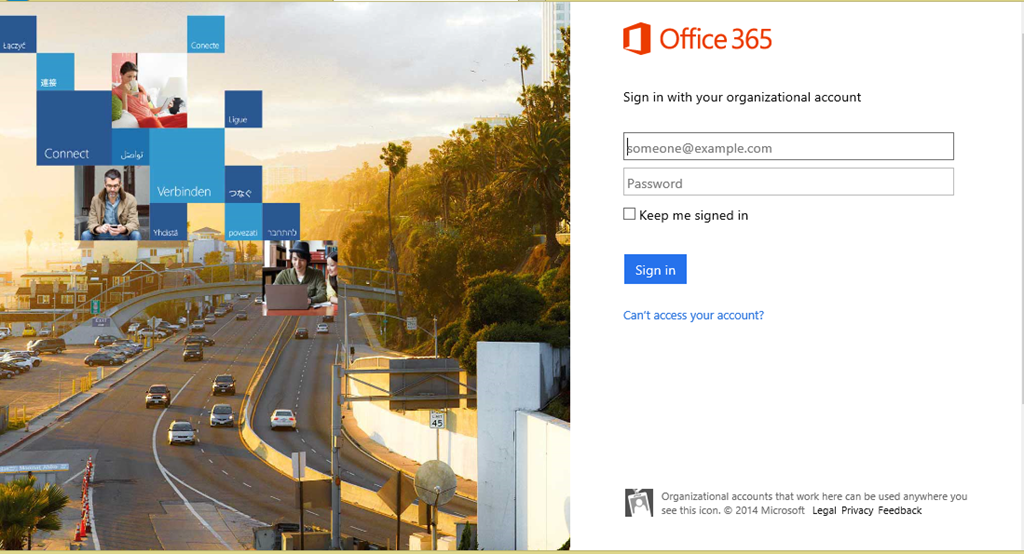 Office365 Single Sign On Smart Links | Joined Up Solutions